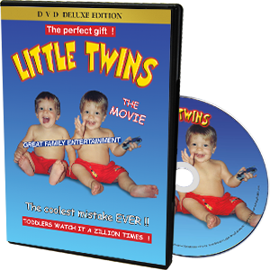 Little Twins DVD